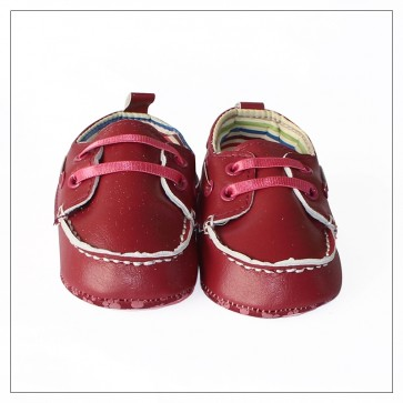 Baby Steps Baby Shoes Brown
