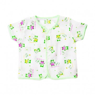 Little Star newborn Baby Jhabla Bear Green