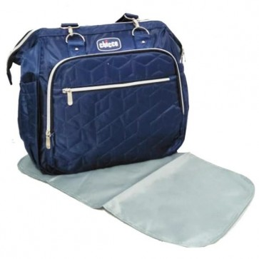 Chicco Baby Diapers Bag Navy Blue