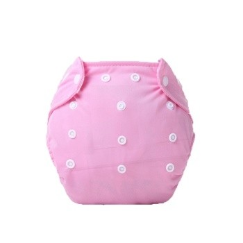 Little One Reusable Baby Nappies Pink