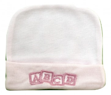 Little One Baby Cap Pink