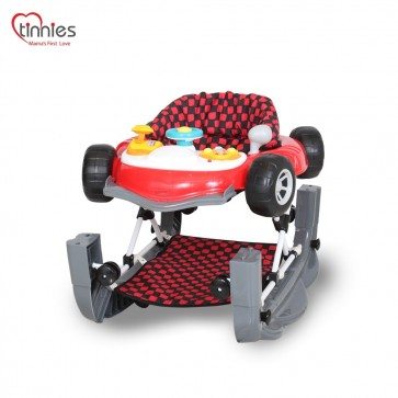 TINNIES BABY WALKER W/ ROCKING-MULTI COLOR