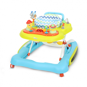 TINNIES BABY WALKER 4 IN 1 MULTICOLOR