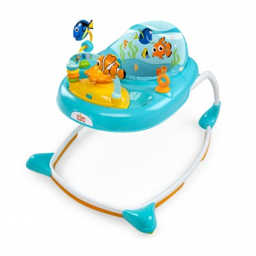 Bright Starts Disney Baby Finding Nemo Baby Walker with Activity Station - Sea & Play
