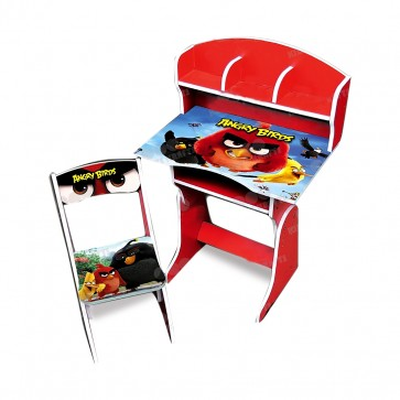 Joymaker Study Chair & Table Set Angry Birds