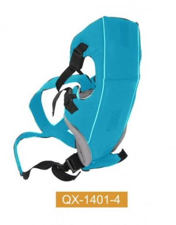 Bachaa Party Ultra Soft Baby Carrier - Blue