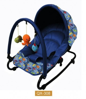 Bachaa Party Hanging Toys Baby Rocker - Blue