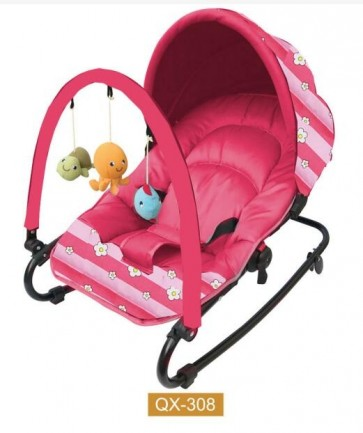 Bachaa Party Hanging Toys Baby Rocker - Pink