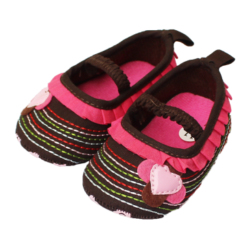 Baby Steps Shoes Brown