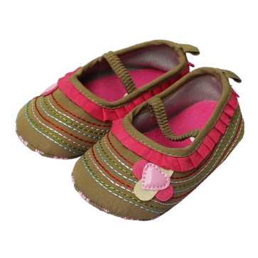 Baby Steps Shoes Light Brown