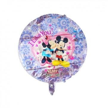 Little Sparks Foil Cherector Balloon Large Mickey Mouse