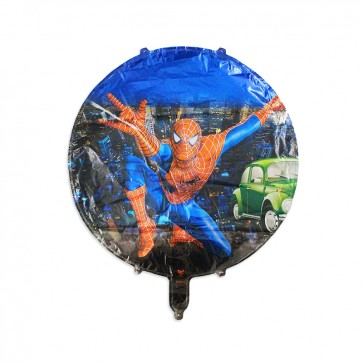 Little Sparks Foil Cherector Balloon Large Spiderman
