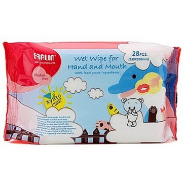 FARLIN WET WIPES FOR HAND & MOUTH