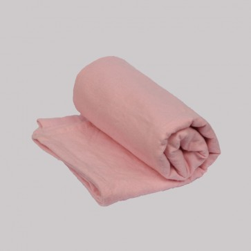 Baby Flannel Blanket Pink