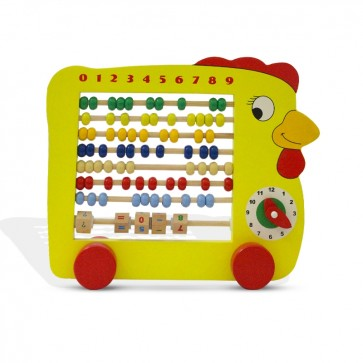 Early Learning Counting Game