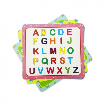 Early Learning Alphabet Cards