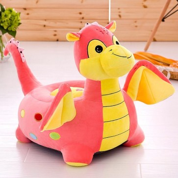 Little Sparks Soft Sofa Seat Dragon Pink