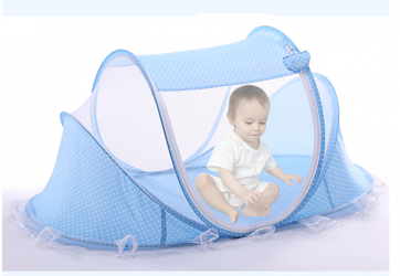 Little Sparks Mosquito Net Blue
