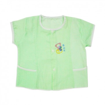 Little Sparks Baby Newborn Jabla Bear Green
