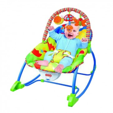 iBaby Infant To Toddler Rocker