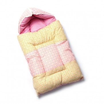 Little Sparks Baby Carry Nest Yellow
