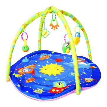 Little Sparks Baby Playgym Space Blue