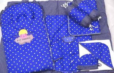 Jack&Jill 9pcs Set Just Arrived Dark Blue