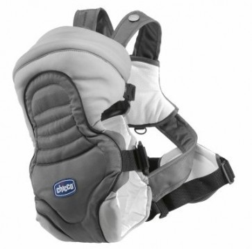 Chicco Soft & Dream Baby Carrier Dove Grey