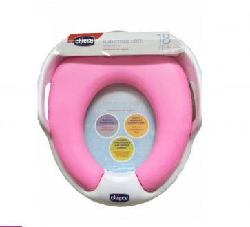 Chicco Riduttore Soft Baby Pooty-Pink