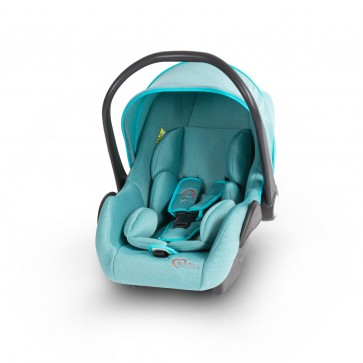 TINNIES BABY CARRY COT - GREEN