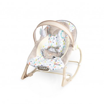 TINNIES BABY ROCKER BROWN