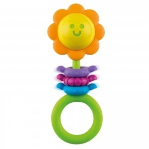 Winfun Baby Blossom Rattle
