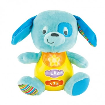 Winfun Sing N Learn Musical Toy Puppy