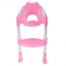 iBaby Kids Ladder Potty Seat Pink