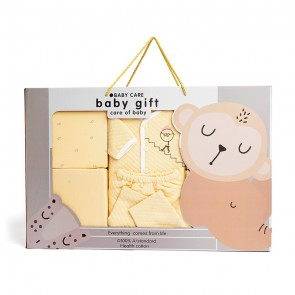 Little Sparks New Born Gift Set Yellow