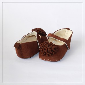 Baby Step Baby Shoes Brown