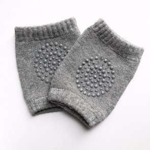 Baby Knee Pads Grey