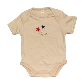 Little Star 6 PCS Suit Set Bear Beige