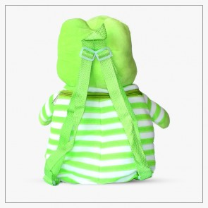 Little One Character Bag Green Dino
