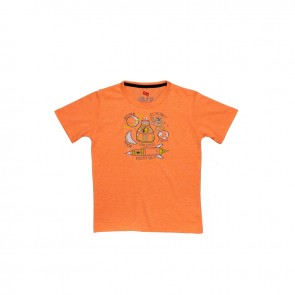AllureP Boys T-Shirt Rocket Orange