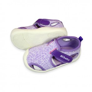 Baby Steps Sandal Purple