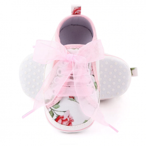 Baby Steps Shoes Rose Pink