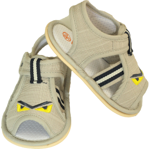 Baby Bubble Sandal Grey