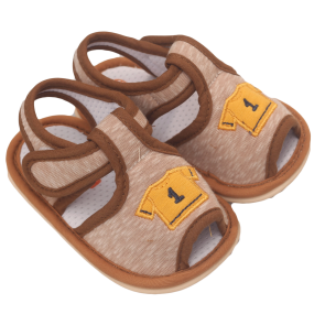 Baby Bubble Sandal Brown