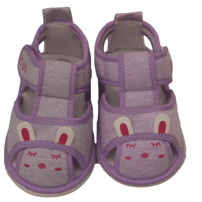 Baby Bubble Sandal Purple