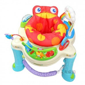 Rainforest Jumperoo Baby Walker