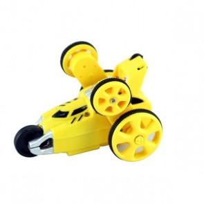 joymaker Mini Stunt Remote Control Car - Yellow