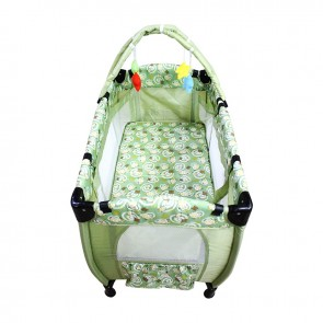 Joymaker Playpen Green