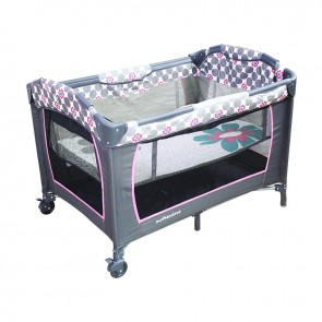 Joymaker Playpen Grey