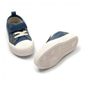 Bachaa Party Fancy Strap Style Sneakers - Jeans Blue